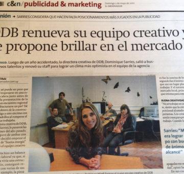30-dominique-sarries-ddb-renueva-su-equipo-creativo-y-se-propone-brillar-en-el-mercado